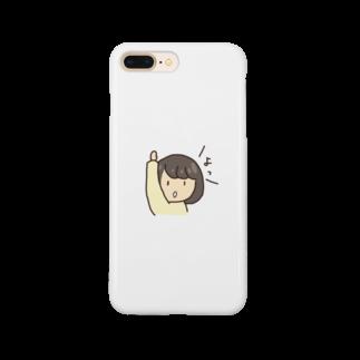 tateto.のよっ Smartphone cases
