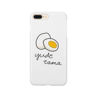 ゆでたま Smartphone cases