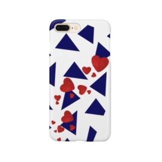 ハートtoハート Smartphone cases