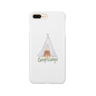 camp!camp!ケース Smartphone cases