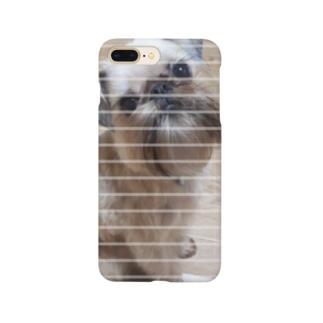 ブリュッセルグリフォン Smartphone cases