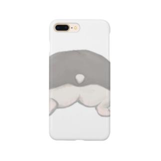 ハムケツ Smartphone cases