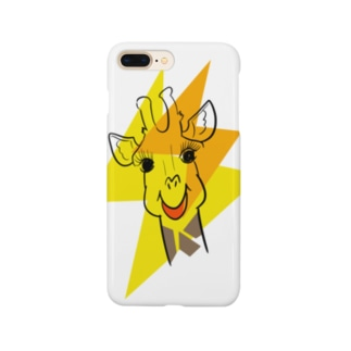 きりんさんとイナズマ Smartphone cases