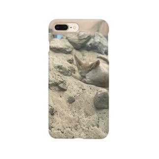 きつねさん Smartphone cases