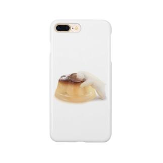 しろくまプリン Smartphone cases