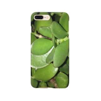 緑いっぱい Smartphone cases