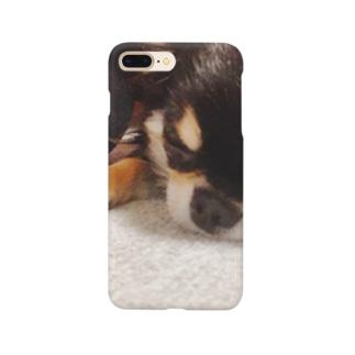くろちび Smartphone cases