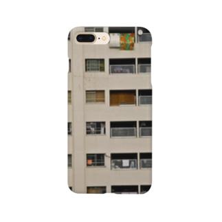 古の団地 Smartphone cases