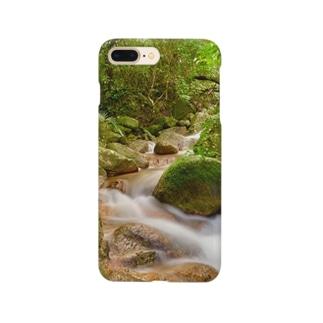 荒川の滝 Smartphone cases