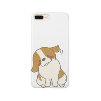 ほほえみパぺくん Smartphone cases