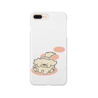 走るぷんた Smartphone cases