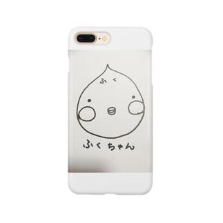 かわいい ふくちゃん Smartphone cases