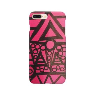 アート Smartphone cases