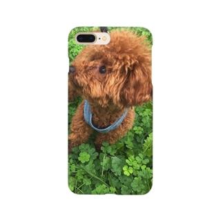 我が家のお犬様 Smartphone cases