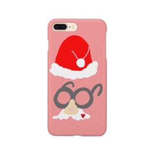 サンタの忘れもの Smartphone cases