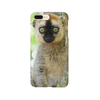 lemurちゃん。 Smartphone cases