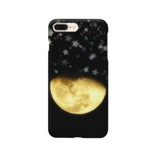 好きな物_半月 Smartphone cases