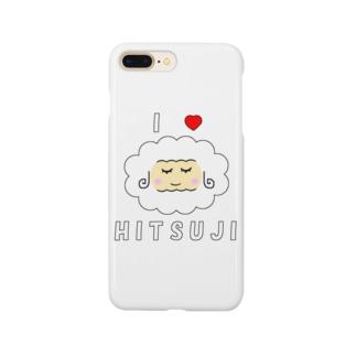 モコモコ羊さん Smartphone cases