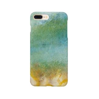 駆けめぐる風 Smartphone cases