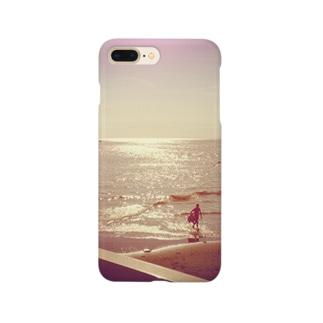 湘南 Smartphone cases