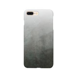 滑らかに深く Smartphone cases