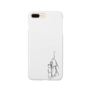 浮き輪 Smartphone cases