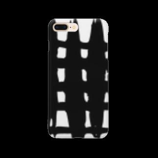 Rei Japanese Calligraphy Designのブラッシュラインシリーズ1 Smartphone cases