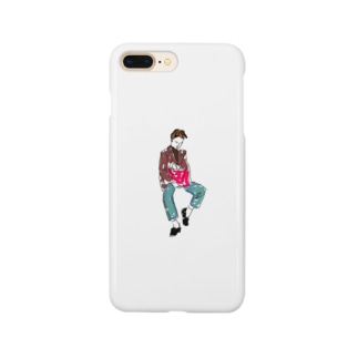 Mode Girl Smartphone cases