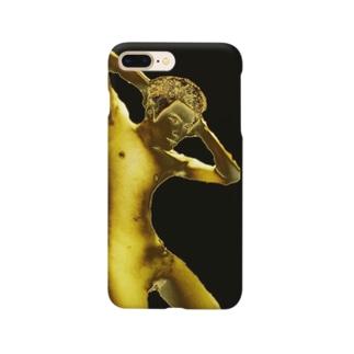 海翔ゥすきすきゴールドエクスペリエンス Smartphone cases