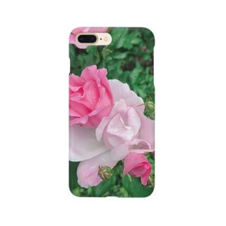 美しい五月(pinkpink) Smartphone cases