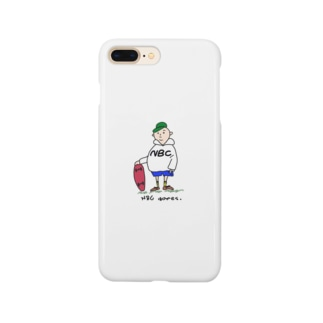「Nick(ニック)」 Smartphone cases