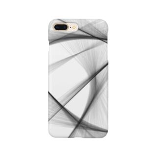 斜線 Smartphone cases