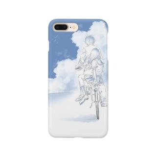 君と2人で Smartphone cases