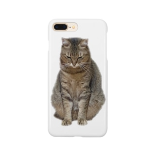 反省きなこ Smartphone cases