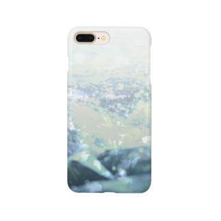 映しみの輪郭 Smartphone cases