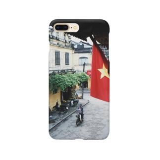 ある日のベトナム Smartphone cases