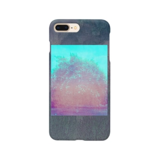 Tree&Kochia Smartphone cases