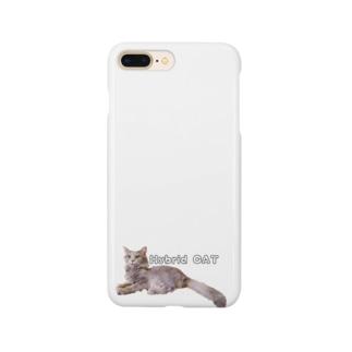 雑種Hybrid CAT Smartphone cases