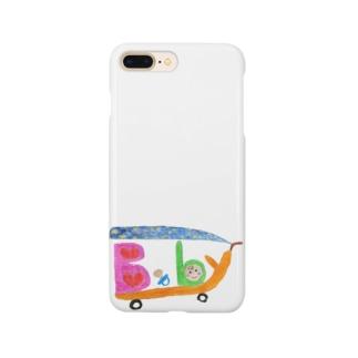 ベビーちゃんカー Smartphone cases