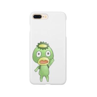 かっぱくん Smartphone cases