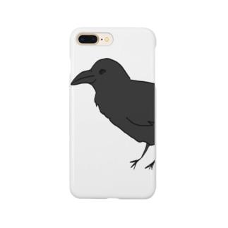 からす Smartphone cases