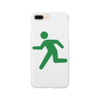 ハシリモノ Smartphone cases