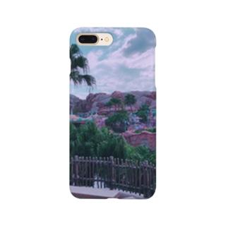 ディズニーシー マーメイドラグーン Smartphone cases