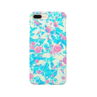 まるはな(淡) Smartphone cases