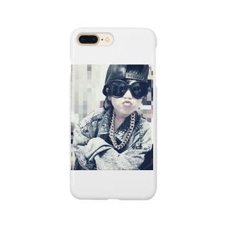 チビギャンシリーズ Smartphone cases