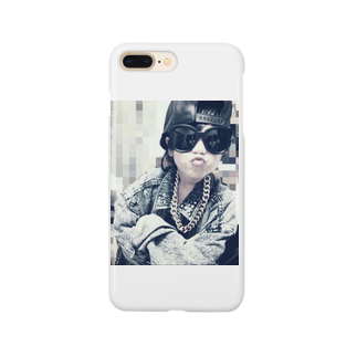みんみママのチビギャンシリーズ Smartphone cases