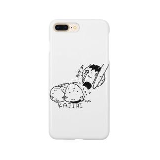 おにぎりKAJIRI 丸の悲劇編 Smartphone cases