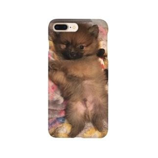 ポメちゃん❤️ Smartphone cases
