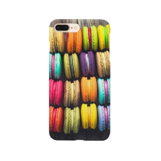 マカロン Smartphone cases
