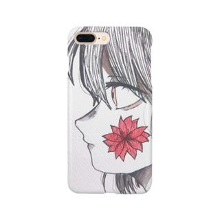 清楚ちゃんのスマホケース Smartphone cases